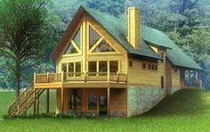1000 images about chalet ideas on pinterest chalet for Chalet style homes with attached garage