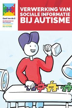 In het brein is het #herkennen van sociale informatie de taak van de #STS (superior temporal sulcus). Hij is verantwoordelijk voor het scheiden van alle binnenkomende informatie, waarbij sociale informatie (bijvoorbeeld: #intonatie, #lichaamstaal en #mimiek) voorrang krijgt op alle overige (feitelijke) informatie.  Uit onderzoek blijkt dat de STS van mensen met autisme minder actief is. Dit betekent dat de STS bij iemand met #autisme de sociale informatie minder goed herkent. Education, Youtube, Asperger, Onderwijs, Learning, Youtubers, Youtube Movies