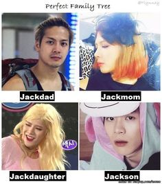 Read from the story Memes de K-pop Bts Y Exo) by dlalpal (Chiquis) with reads. Got7 Jackson, Mark Jackson, Jackson Wang Funny, Jackson Family, Meme Got7, Got7 Funny, Hilarious, Youngjae, Kim Yugyeom