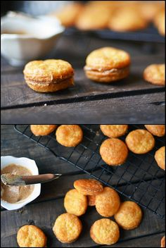 Cheese crackers from fork vs spoon - made these this weekend, they are fantastic.