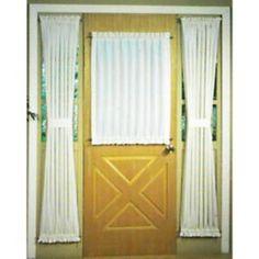Stacey  Door Panel 72 Length White