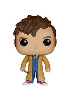 Funko Pop! TV: Doctor Who - 10th Doctor