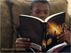 """My 9 year old son watched the """"A Wrinkle In Time"""" trailer and ran upstairs to announce that he wanted to see the movie, but he needed to read the boo… A Wrinkle In Time, Boys Who, Reading, Disney, Blog, Movies, Films, Reading Books, Blogging"""