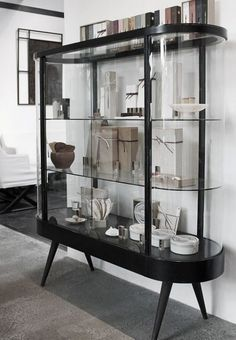 10x Mooie vitrinekasten