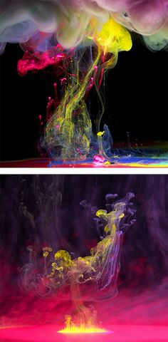 Aqueous Fluoreau: Photos by Mark Mawson
