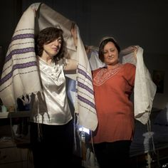 Jewish Women, Male Rituals: Reform And Conservative Judaism Allows Women To Worship Like Men