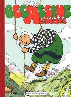 Pinchon Becassine Alpiniste ED Gauthier Languereau 1991