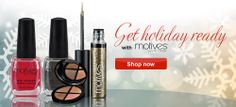 Holiday Ready with Motives...This paired with the quad shadow is unbelievably AWESOME!!! Way cool!!!  :) <3
