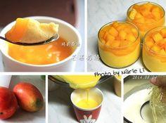 瑪莉廚房:芒果奶酪