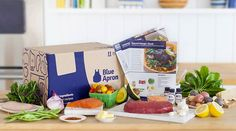 Win a Month of Delicious Home Cooked Meals from Blue Apron! (A $250 Value)