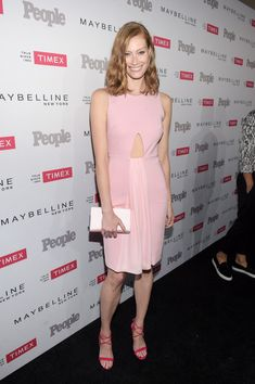 Alyssa Sutherland Photos - Alyssa Sutherland attends PEOPLE's Ones To Watch Event on September 2015 in West Hollywood, California. - PEOPLE's Ones to Watch Event - Red Carpet Vikings Ragnar, Ladies Lunch, Pinup Girl Clothing, Celebs, Female Celebrities, Pink Shorts, Vintage Beauty, Pin Up, Short Dresses