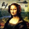 Mona Lisa versus the Empire