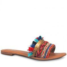 Wittner Caitt Sandal Multi Textile
