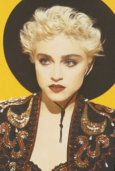 Madonna by Herb Ritts, 1987