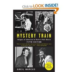 Mystery Train. One of my top 10 favorite books of all time. An engaging conversation with @Jessica Lewis reminded me that I need to replace the 3rd Edition that I stole from the LCHS library with this nice new edition.