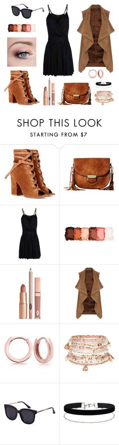 """Art-expo"" by axelle-maillard on Polyvore featuring Gianvito Rossi, Gabriella Rocha, Balmain, NYX, Dolce Vita, Dorothy Perkins, Bling Jewelry, Accessorize and Miss Selfridge"