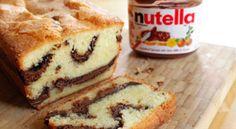 Bizcocho con Nutella