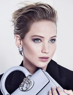 Дженнифер Лоуренс — Фотосессия для «Miss Dior» 2014 – 2