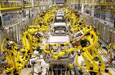Global industrial robotics market – daihen corporation, denso corporation, epson america...