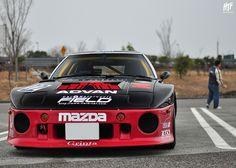 マツダ SA22C RX7 // 名古屋  Mazda SA22C RX7 // at Nagoya