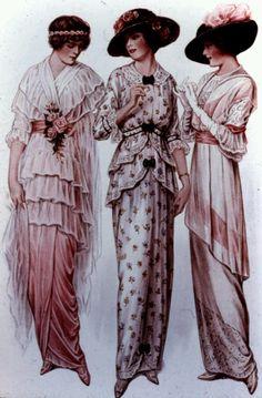 EDWARDIAN Retro-Girl 811 • Edwardian Fashion