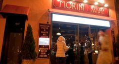 Osteria Morini | Best restaurant new york | Chef Michael White | Soho restaurant
