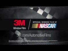 NASCARs Greg Biffle On 3M Window Film