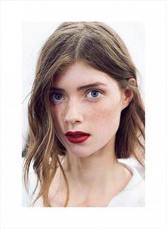 #beauty #red #lips