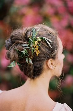 Updo for the bridesm