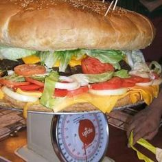 The Biggest Foods in the World Foods