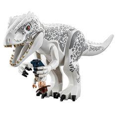 LEGO Jurassic World 2015: 75919 - Indominus Rex Breakout #Lego #JurassicWorld #LegoJurassicWorld