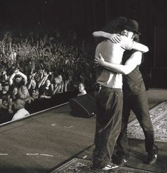 Serj Tankian and Daron Malakian of System of a Down - This makes me so happy!