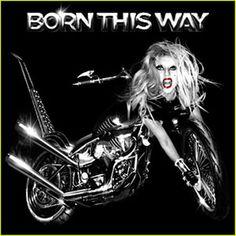 Lady Gaga - Born This Way on 2LP (Awaiting Repress)