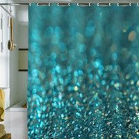 DENY Designs Home Accessories | Lisa Argyropoulos Aquios Shower Curtain