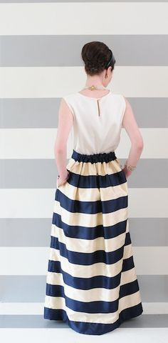 Made with starboard skirt tutorial