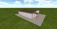 3D #architecture via @themuellerinc http://ift.tt/2eq5bGV #barn #workshop #greenhouse #garage #DIY