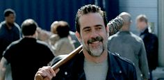 The meaning of Negan: The most hated character in the walking dead EVER!!!