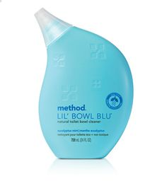 love love my Lil' Bowl Blu cleaner...seriously, you want to get your bathroom clean without killing brain cells with nasty chemicals...this is for u!
