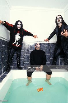 Photo of CRADLE Get premium, high resolution news photos at Getty Images Black Metal, Dani Filth, Rain Fashion, Cradle Of Filth, Alternative Music, Purple Rain, Cute Guys, Hard Rock, Awesome Stuff