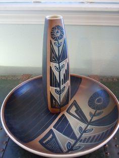 1960s Soholm studio pottery