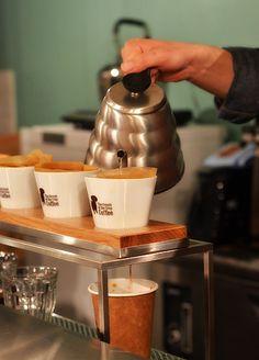 Drip coffee,