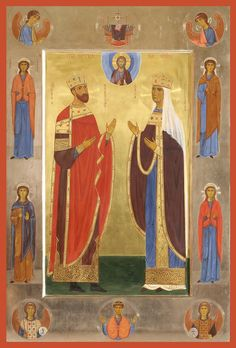 Russian Revolution, Religious Paintings, Religious Pictures, Byzantine Icons, Art Icon, Orthodox Icons, Holi, Saints, Christ