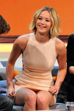 Jennifer Lawrence Upskirt