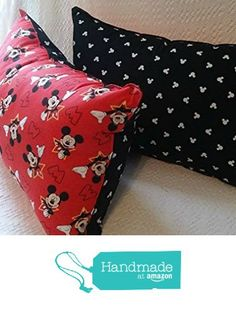 Mickey Mouse Pillow from Funny Pillows USA http://www.amazon.com/dp/B016H62KFS/ref=hnd_sw_r_pi_dp_1pfiwb1BH4P29 #handmadeatamazon