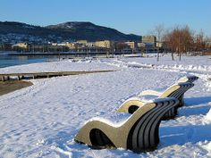 Drammen, Buskerud, Norway Capital Of Norway, Land Of Midnight Sun, In 2015, Portrait Photo, Bergen, Oslo, Sun Lounger, Places To Go, Destinations