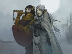 25.03.2011 by Shagan-fury.deviantart.com on @DeviantArt Dwemer and falmer?