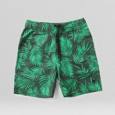 palm off short green | munsterkids