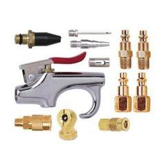 Husky 12-Piece Brass Air-Compressor Accessory Kit-HDA51300AV - The Home Depot