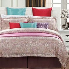 Simple Luxury Wallace 3 Piece Reversible Duvet Cover Set Size: King/California King