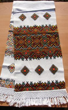 Ukraine, from Iryna Embroidery Patterns Free, Cross Stitch Embroidery, Hand Embroidery, Cross Stitch Patterns, Embroidery Designs, Russian Cross Stitch, Mini Cross Stitch, Palestinian Embroidery, Cross Designs